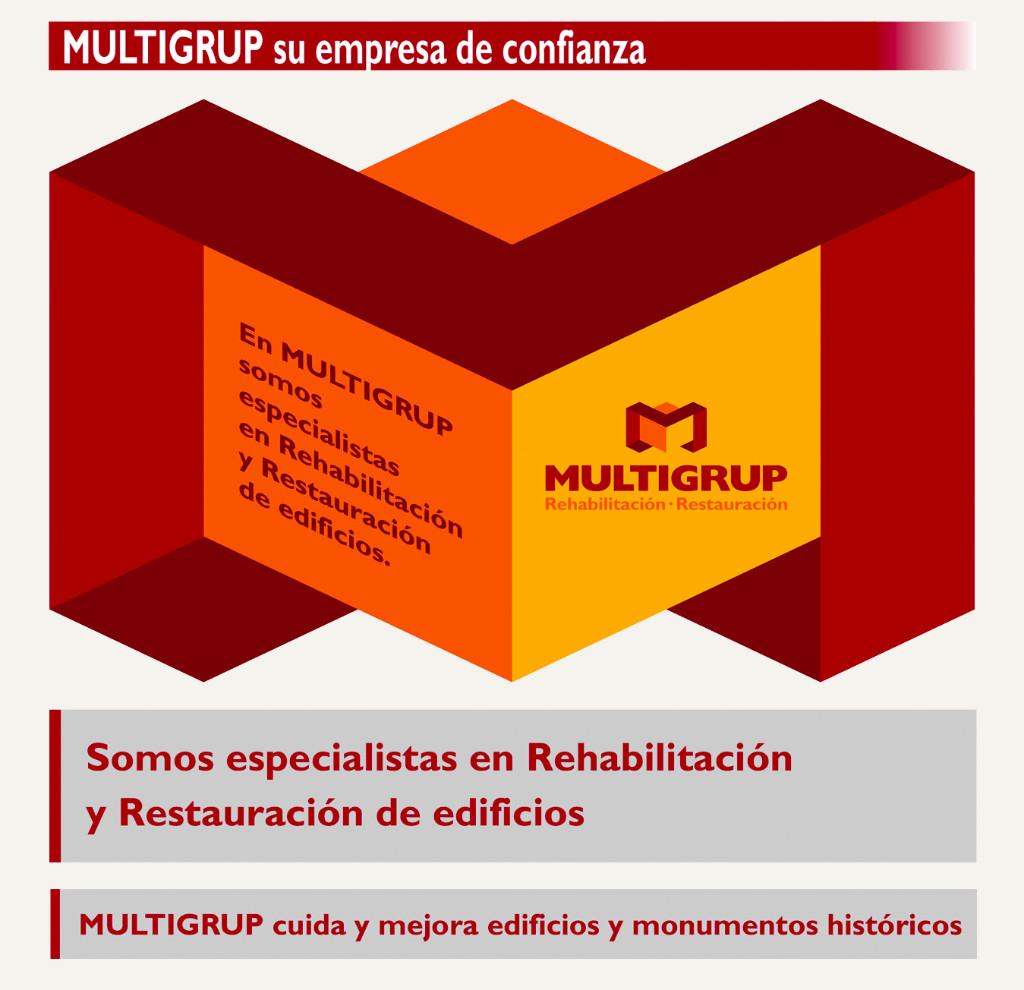 Somos profesionales en Rehabilitación y Restauración de Edificios - Alt